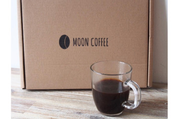 Moon Coffee prenumeration kaffe